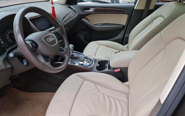 Bán ô tô Audi Q5 2.0 TFSI Quattro nhập Mỹ, sản xuất 20135