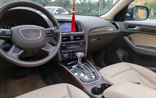 Bán ô tô Audi Q5 2.0 TFSI Quattro nhập Mỹ, sản xuất 20136