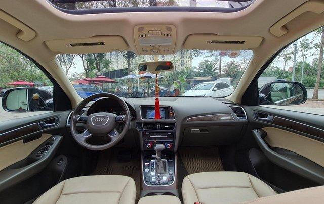 Bán ô tô Audi Q5 2.0 TFSI Quattro nhập Mỹ, sản xuất 20137