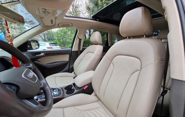 Bán ô tô Audi Q5 2.0 TFSI Quattro nhập Mỹ, sản xuất 20138