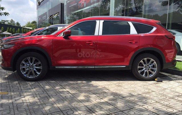 [ Mazda Gò Vấp- HCM ] New Mazda CX8 - Trả trước chỉ 270tr - Tặng gói nâng cấp trị giá 50tr - Hỗ trợ trả góp đến 80%1