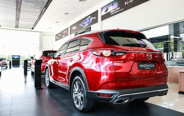 [ Mazda Gò Vấp- HCM ] New Mazda CX8 - Trả trước chỉ 270tr - Tặng gói nâng cấp trị giá 50tr - Hỗ trợ trả góp đến 80%3