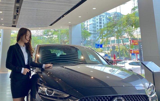 Cần bán xe New Mazda 6 2.5 Premium GTCCC, vin 2020, nhiều ưu đãi mạnh0