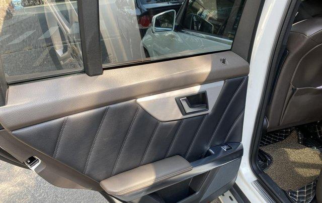 Cần bán xe Mercedes GLK 220 CDI đời 2013, màu trắng xe gia đình sử dụng11