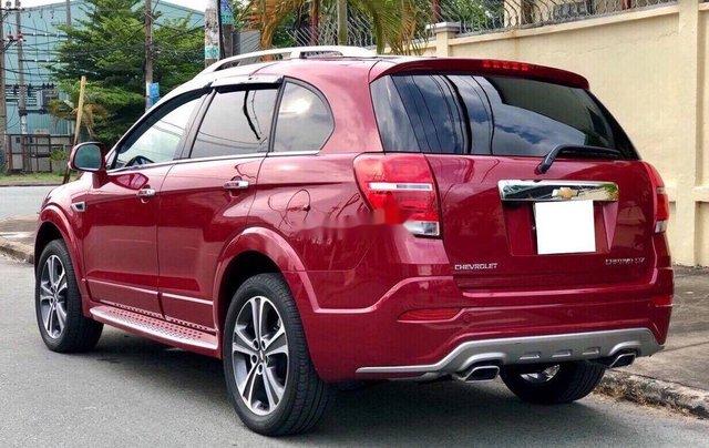 Bán xe Chevrolet Captiva sản xuất 2017, giá mềm2