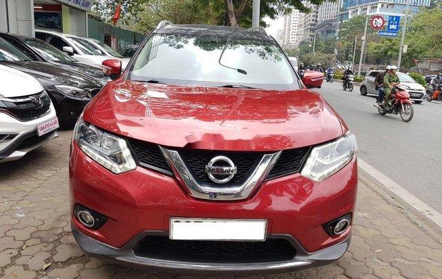 Cần bán xe Nissan X trail năm sản xuất 2017, giá tốt1