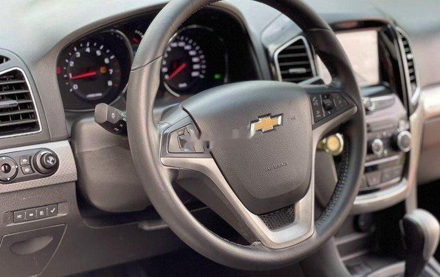 Bán xe Chevrolet Captiva sản xuất 2017, giá mềm5