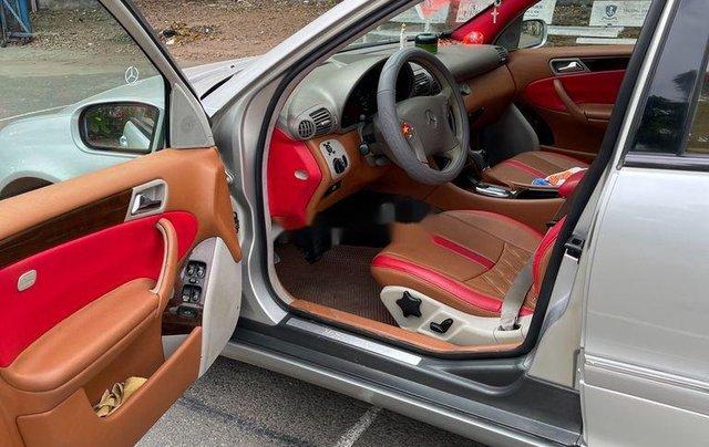 Bán ô tô Mercedes C200 năm sản xuất 2002, xe nhập8
