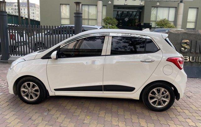 Bán Hyundai Grand i10 đời 2015, màu trắng, xe nhập số tự động, 345 triệu10