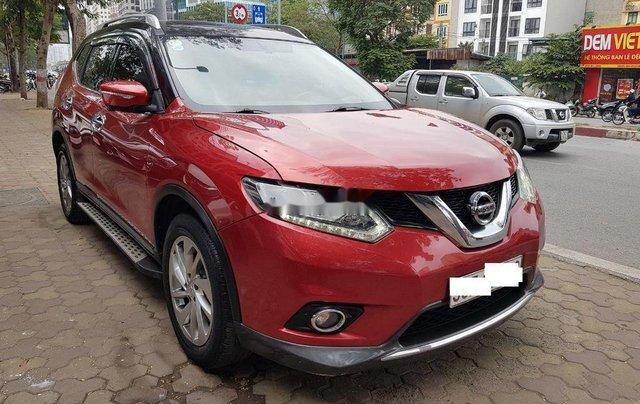 Cần bán xe Nissan X trail năm sản xuất 2017, giá tốt4