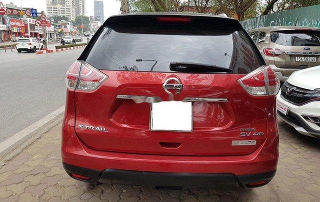 Cần bán xe Nissan X trail năm sản xuất 2017, giá tốt3