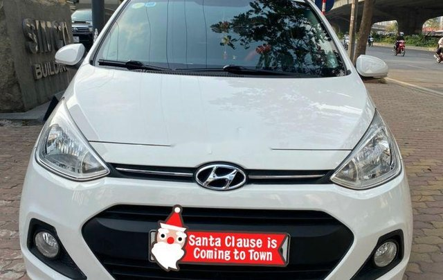 Cần bán gấp Hyundai Grand i10 sản xuất năm 2015, xe nhập, giá tốt1