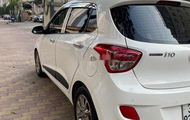 Bán Hyundai Grand i10 đời 2015, màu trắng, xe nhập số tự động, 345 triệu3