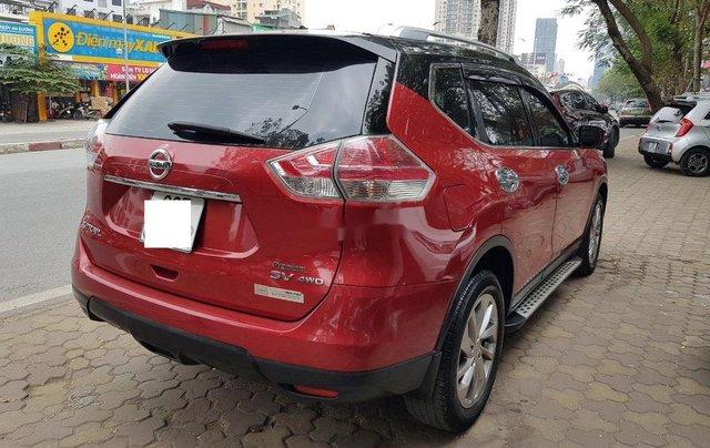 Cần bán xe Nissan X trail năm sản xuất 2017, giá tốt5