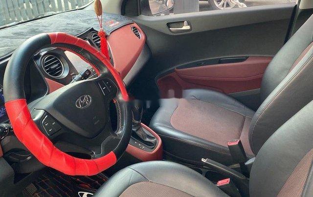 Bán Hyundai Grand i10 đời 2015, màu trắng, xe nhập số tự động, 345 triệu4