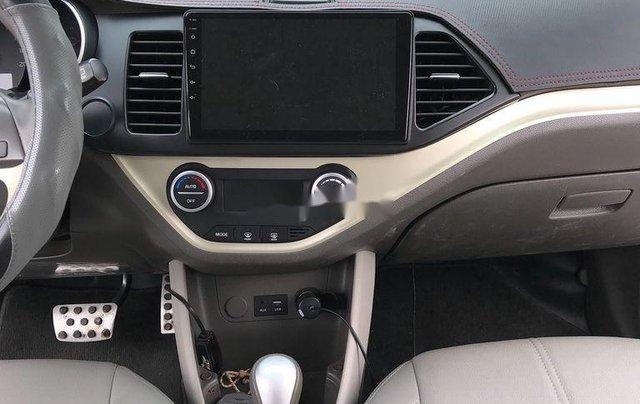 Bán xe Kia Morning sản xuất 2017, giá tốt, xe chính chủ5