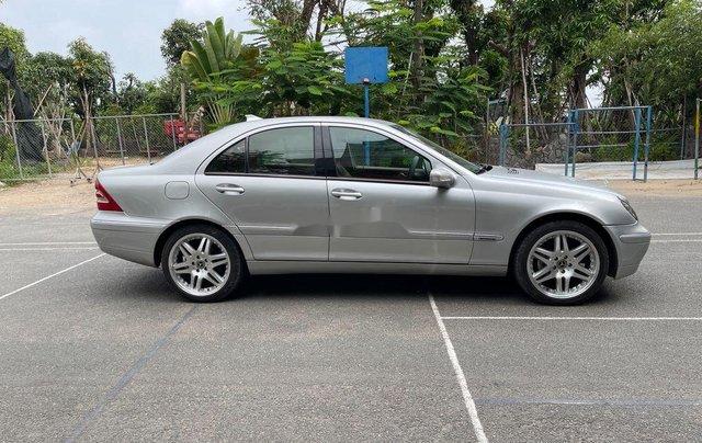 Bán ô tô Mercedes C200 năm sản xuất 2002, xe nhập2