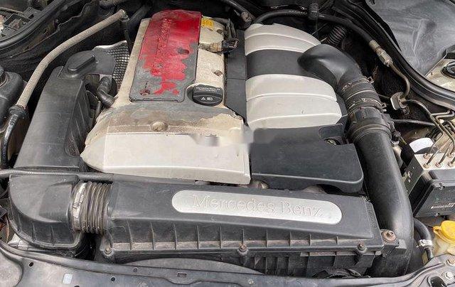 Bán ô tô Mercedes C200 năm sản xuất 2002, xe nhập3