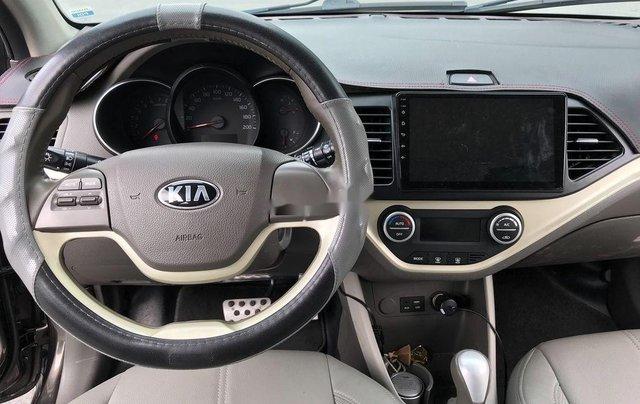 Bán xe Kia Morning sản xuất 2017, giá tốt, xe chính chủ4