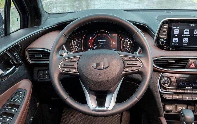 Bán Hyundai Santa Fe năm 2021, giá thấp4