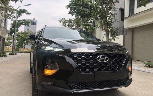 Bán Hyundai Santa Fe năm 2021, giá thấp0
