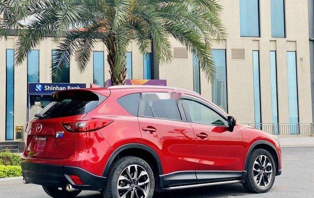 Bán ô tô Mazda CX 5 năm sản xuất 2016, màu đỏ 5