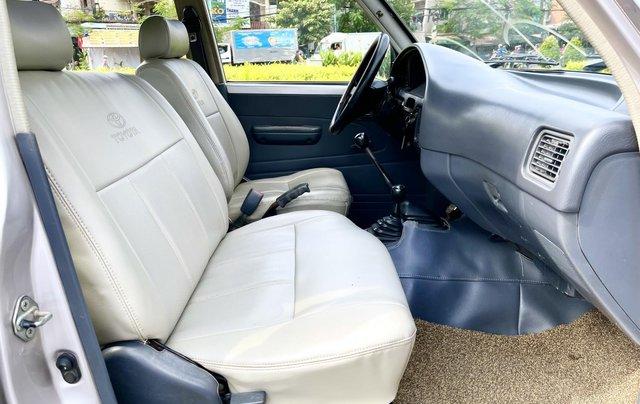 Bán Toyota Land Cruiser năm sản xuất 1993, màu bạc, nhập khẩu nguyên chiếc số sàn giá cạnh tranh6