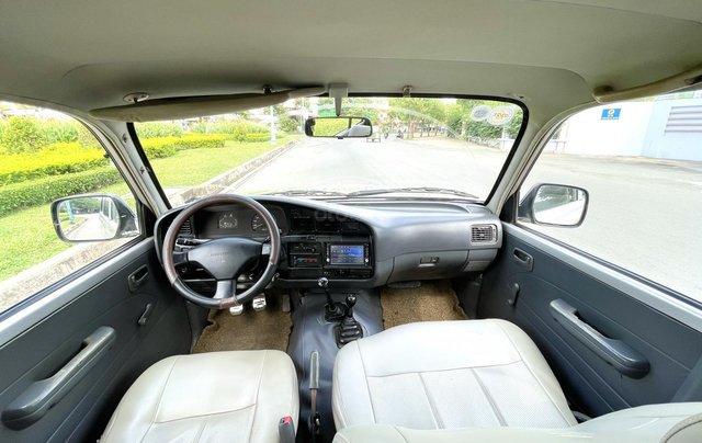 Bán Toyota Land Cruiser năm sản xuất 1993, màu bạc, nhập khẩu nguyên chiếc số sàn giá cạnh tranh7