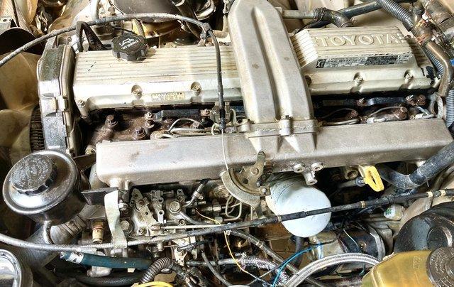 Bán Toyota Land Cruiser năm sản xuất 1993, màu bạc, nhập khẩu nguyên chiếc số sàn giá cạnh tranh9