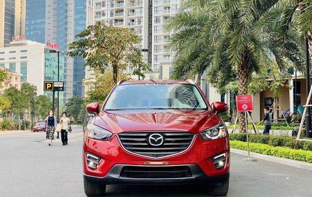Bán ô tô Mazda CX 5 năm sản xuất 2016, màu đỏ 1