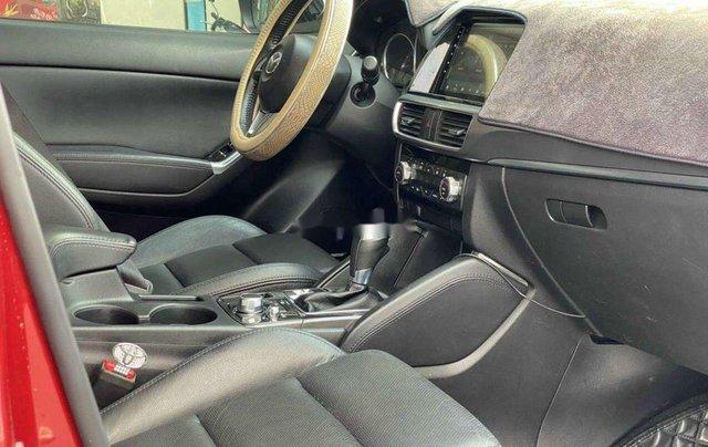 Bán ô tô Mazda CX 5 năm sản xuất 2016, màu đỏ 7