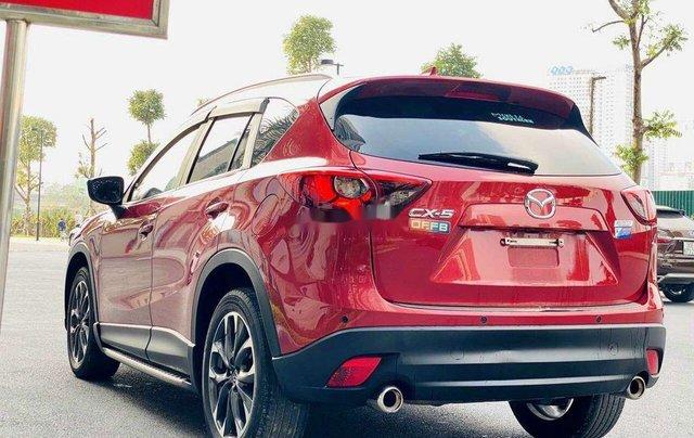 Bán ô tô Mazda CX 5 năm sản xuất 2016, màu đỏ 3