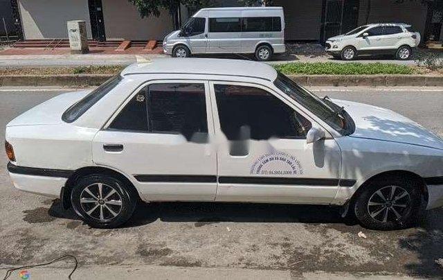 Cần bán lại xe Mazda 323 sản xuất 1994, màu trắng, nhập khẩu nguyên chiếc1