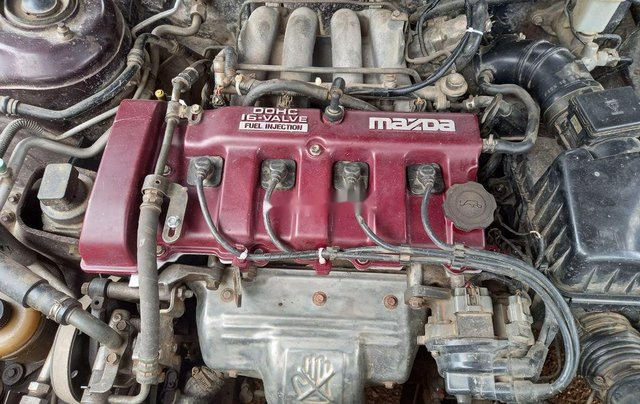 Cần bán lại xe Mazda 626 sản xuất 1995, nhập khẩu nguyên chiếc7