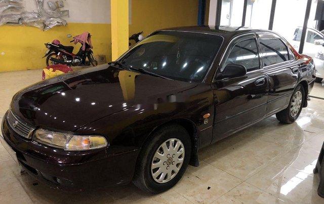 Cần bán lại xe Mazda 626 sản xuất 1995, nhập khẩu nguyên chiếc3