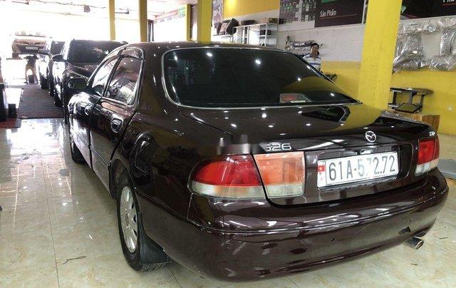 Cần bán lại xe Mazda 626 sản xuất 1995, nhập khẩu nguyên chiếc4