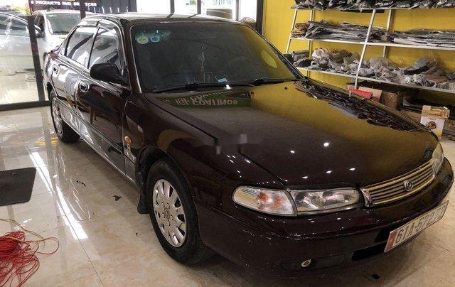 Cần bán lại xe Mazda 626 sản xuất 1995, nhập khẩu nguyên chiếc2