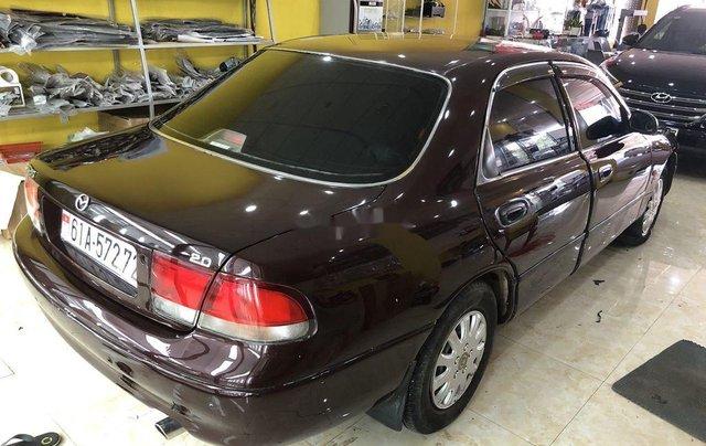 Cần bán lại xe Mazda 626 sản xuất 1995, nhập khẩu nguyên chiếc1