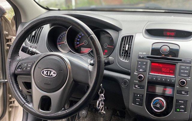 Bán xe Kia Forte đăng ký lần đầu 2011, màu kem (be), xe nhập, giá chỉ 315 triệu đồng12
