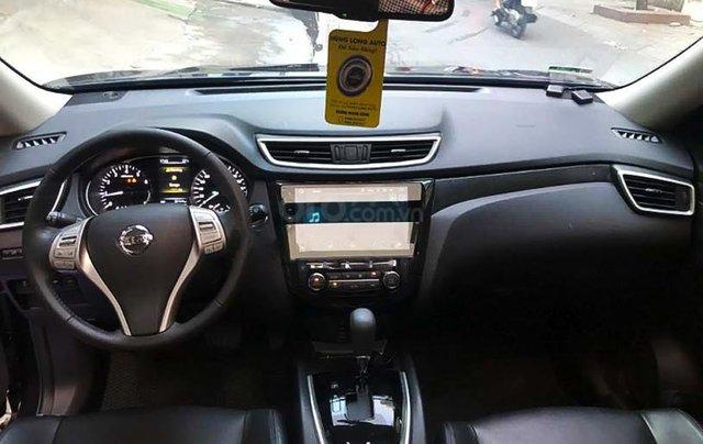 Bán Nissan X trail 2.5 AT sản xuất năm 2020, màu đen3