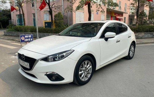 Bán xe giá thấp với chiếc Mazda 3 hatchback đời 20163