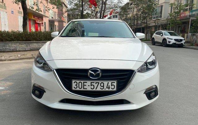 Bán xe giá thấp với chiếc Mazda 3 hatchback đời 20161