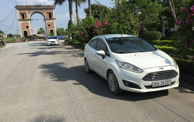 Cần bán xe Ford Fiesta 1.5L AT Titanium 20140