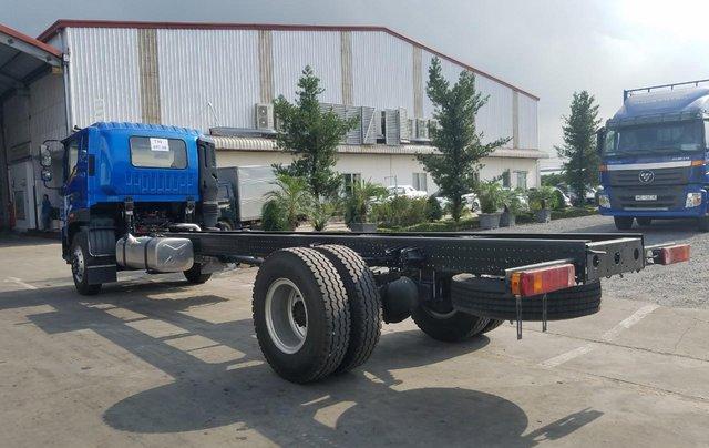 Bán xe tải Chassi Auman C160 9.1 tấn đời 20212