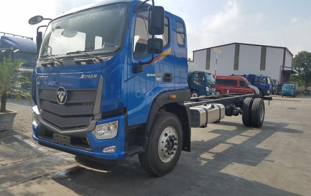 Bán xe tải Chassi Auman C160 9.1 tấn đời 20211