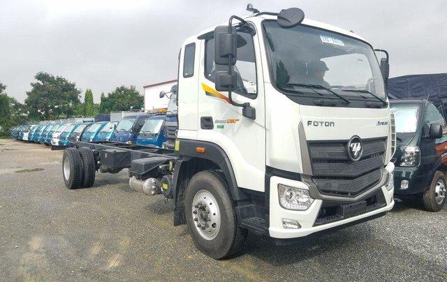 Bán xe tải Chassi Auman C160 9.1 tấn đời 20216