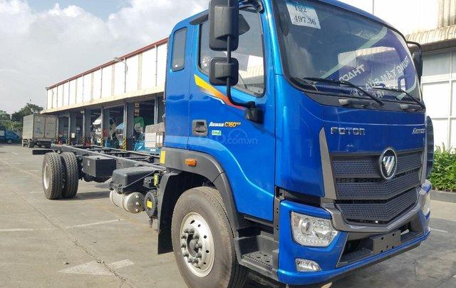 Bán xe tải Chassi Auman C160 9.1 tấn đời 20210