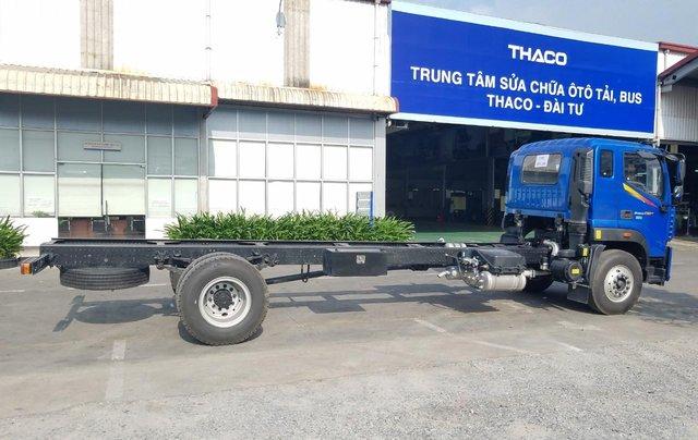 Bán xe tải Chassi Auman C160 9.1 tấn đời 20214