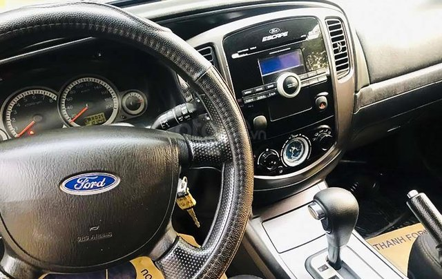 Cần bán xe Ford Escape XLS 2.3L 4x2 AT sản xuất năm 2009, màu đen4