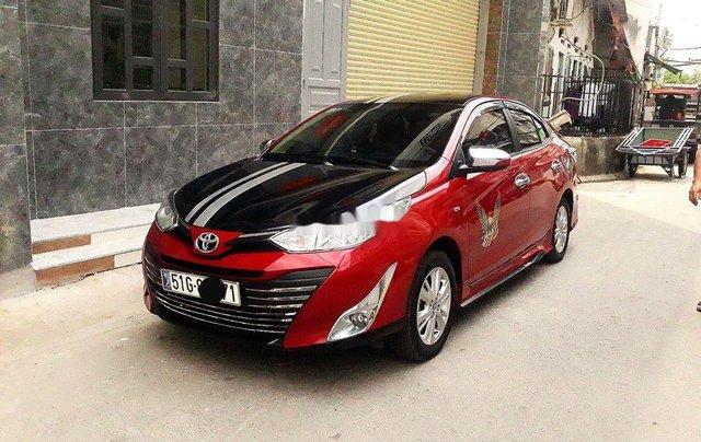 Bán Toyota Vios 1.5E MT sản xuất năm 2019, giá chỉ 475 triệu0